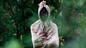 Pocong illustration (source : Tribunnews)