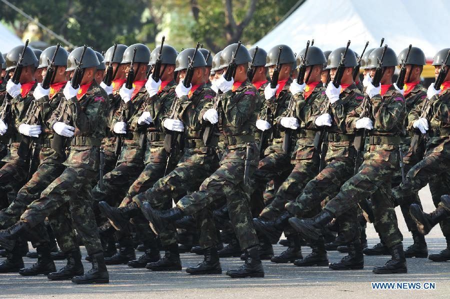 Thai Armed Forces | http://news.xinhuanet.com