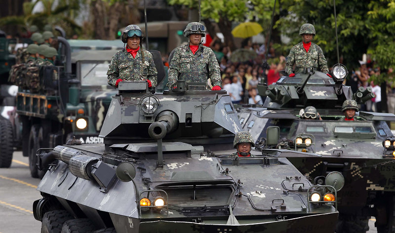 The Philippines military | http://www.vosizneias.com