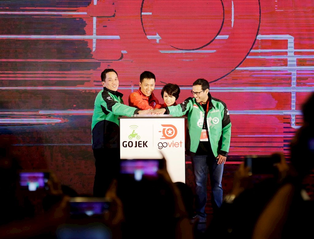 Gojek launched Go-Viet. Image: VN Review