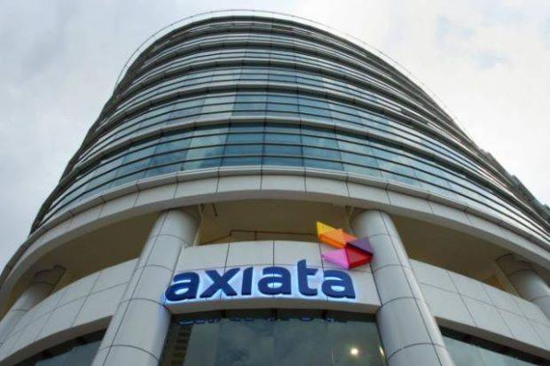 Axiata Building in Malaysia. Image: The Star