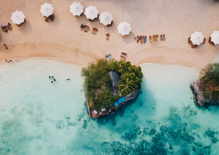 Cebu and Visayas Islands, Philippines. Image: Condé Nast Traveller