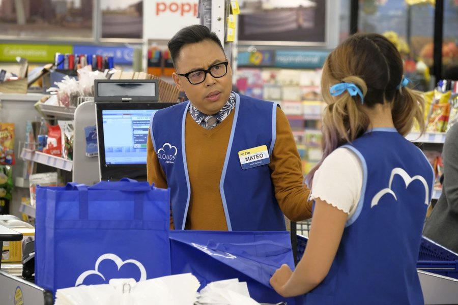 "Nico Santos stars as Mateo on ""Superstore."" Image: Trae Patton/NBC)"