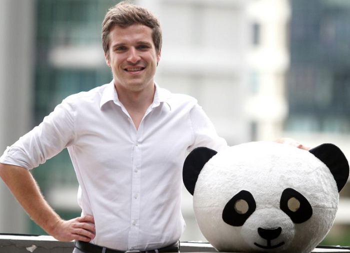 Luc Andreani, MD of foodpanda Singapore. Image: Digital News Asia