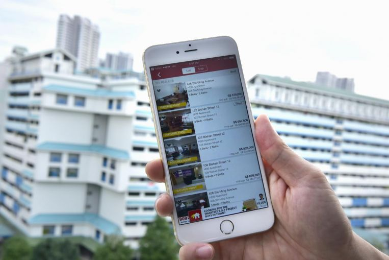 PropertyGuru runs digital property classifieds marketplaces in five countries across South-east Asia: Singapore, Vietnam, Malaysia, Thailand and Indonesia. Image: The Straits Times