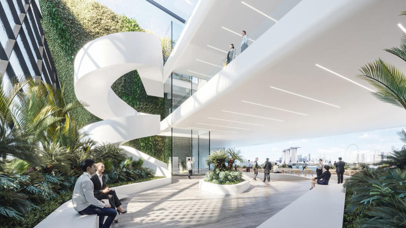 Cox Architecture + architects61. Image: Business Insider