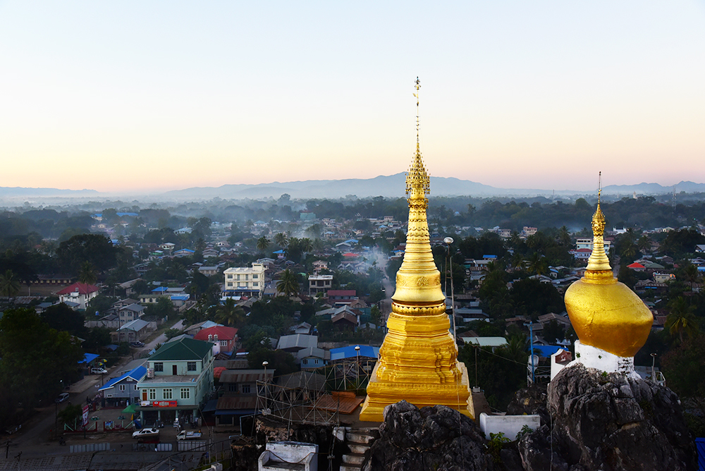 Big prospect for tourism in Myanmar. image: Channel News Asia