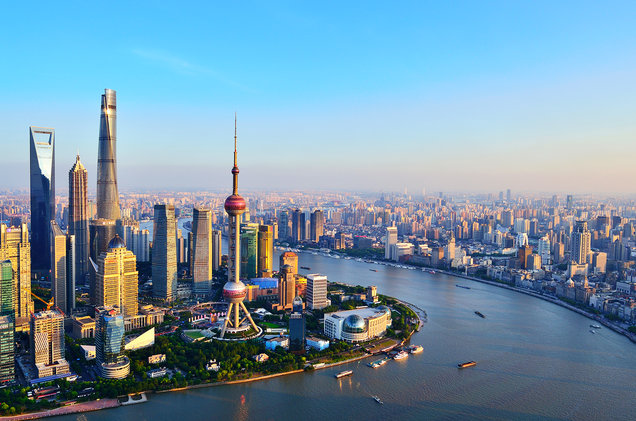 Shanghai, China. Image: Shanghai, China. Image: Comezora/Getty Images