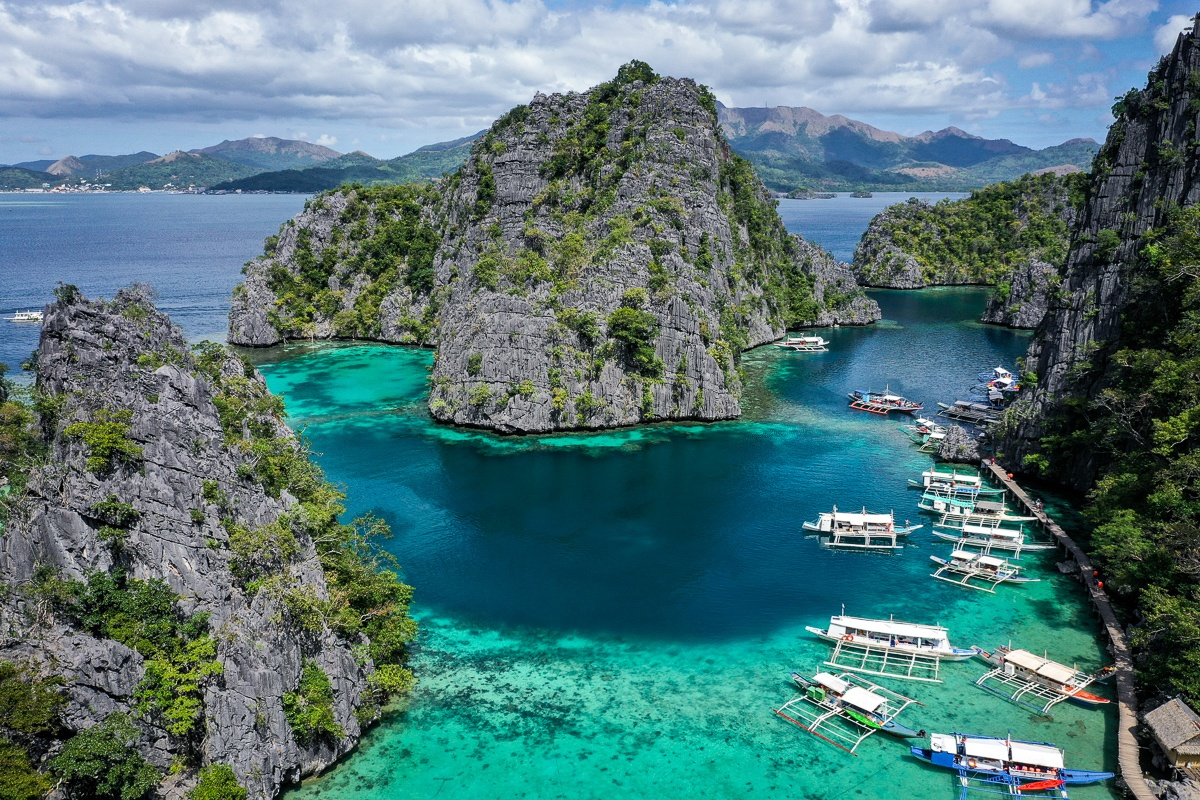 Palawan in Philippines ©The World Travel Guy
