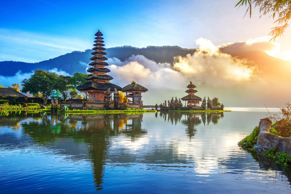 Bali Island as the Second beautiful island in the World