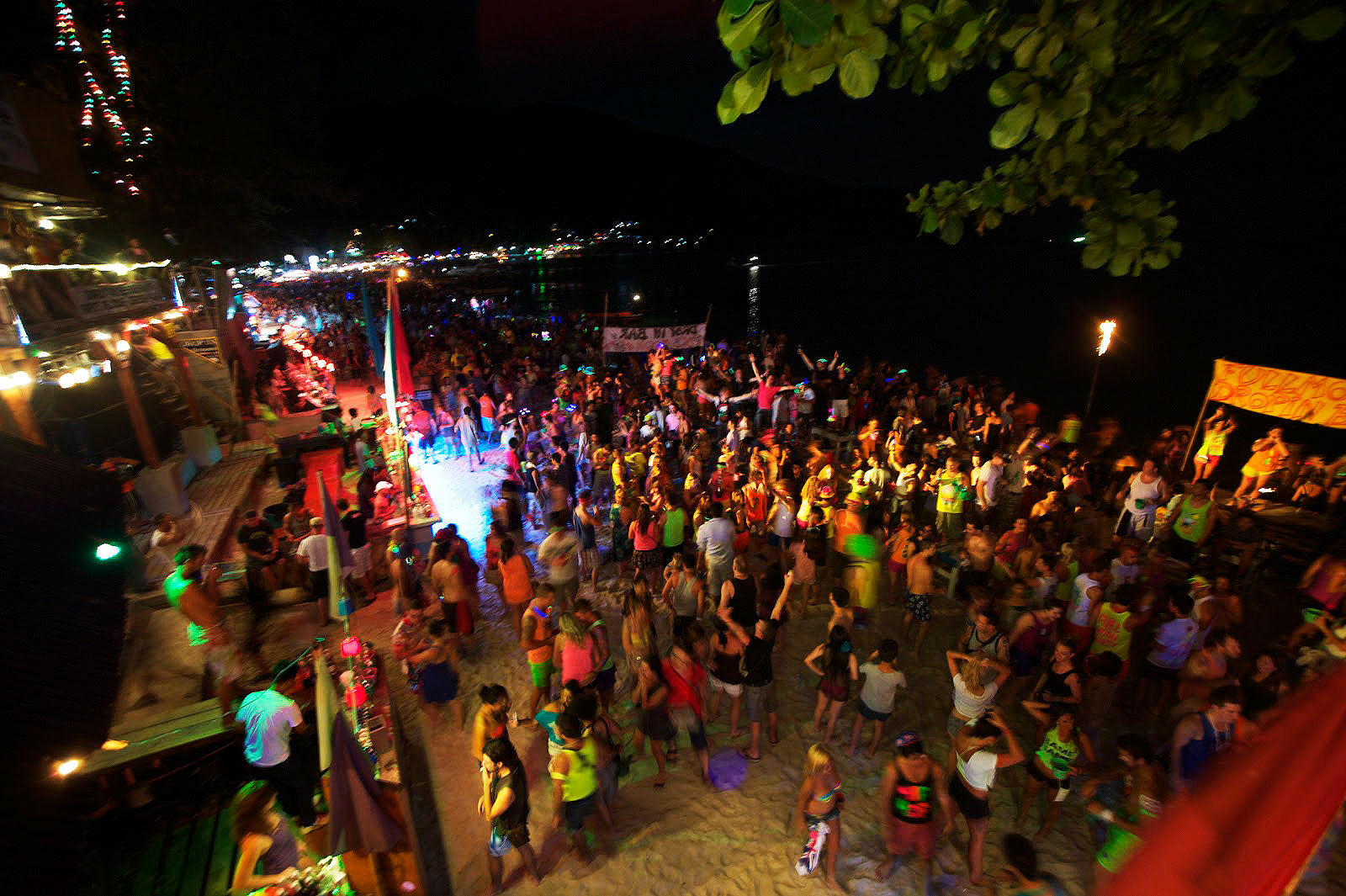 Reggae Bar On The Beach Koh Tao
